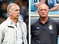 Com qual treinador brasileiro você mais se parece?
